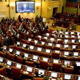 Este lunes radican ponencia de ley de financiamiento