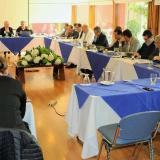 Salas plenas históricas de la CSJ y el CE realizadas el jueves pasado.