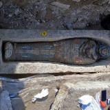 Egipto anuncia el descubrimiento de ocho momias en Dahshur