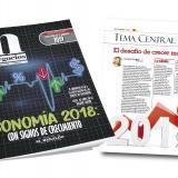 Proyección de la economía 2019, en un especial de +n