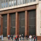 Banco de la República, sede establecida en Bogotá.