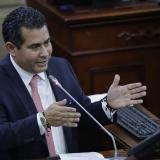 Alejandro Carlos Chacón, presidente de la Cámara.