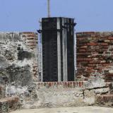 El edificio Aquarela en Cartagena.