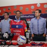 Alexis García asumió la dirección técnica del Deportivo Pasto