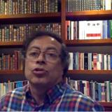 """Gustavo Petro grabó el video para dar sus """"explicaciones"""" sobre el tema."""