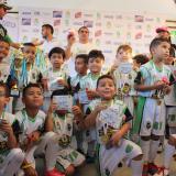 Con éxito se desarrolló la Copa Unidos Por La Paz