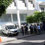 Los detenidos fueron trasladados hasta la Uri de la Fiscalía.