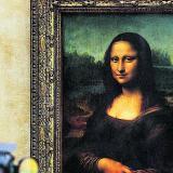 Obras de Leonardo Da Vinci, la discordia entre Francia e italia