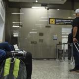 El peculiar vuelo Barranquilla-Caracas