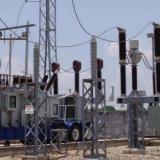 Red eléctrica en la Costa.