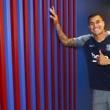 En video | El colombiano Jeison Murillo, nuevo jugador del Barcelona
