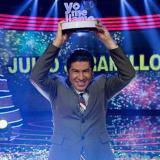 Imitador de Julio Jaramillo ganó sexta temporada de 'Yo me llamo'