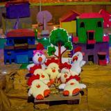 En video | El pesebre de Carrizal es el más grande del suroccidente