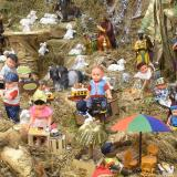 En Cartagena el Niño Dios nace con el sabor de sus calles