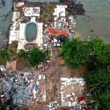 En video   Tsunami volcánico devastador en Indonesia: más de 220 muertos