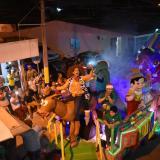 Desfile de Navidad 'Destellos de Fantasía' llenó de magia a Malambo