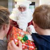 Un niño frustrado con sus regalos de Navidad puso la denuncia a la Policía en Alemania