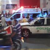 Un muerto y dos jóvenes heridas tras  accidente en moto