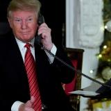 Niña dice aún cree en Santa Claus después de comentario de Trump