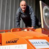 Un francés de 72 años se lanza a una travesía del Atlántico en un barril
