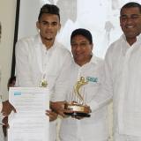 Luis Díaz, deportista del año en La Guajira