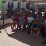 Socializan construcción de alcantarillado y vías para San Sebastián y San Antonio, en Malambo