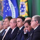Estos son los ministros que acompañarán a Bolsonaro