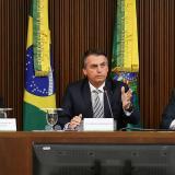 "Presidente Bolsonaro promueve ""limpieza"" ideológica en Brasil"