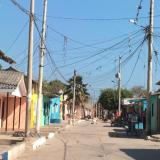 El hecho ocurrió en el barrio San Roque.