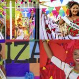 En video | Vea aquí cuatro de las 30 representantes del Reinado Popular