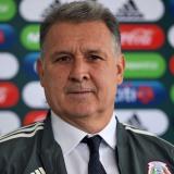 Gerardo Martino es presentado como entrenador de México