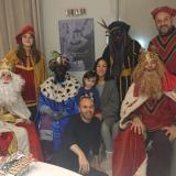 Iniesta pide perdón por polémica foto con Reyes Magos