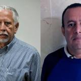 Ramón Navarro y Diego García.
