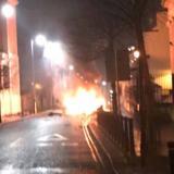 Explota un presunto carrobomba en Irlanda