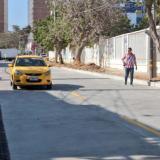 Distrito habilita tramo de la calle 75B, entre carreras 42F y 43