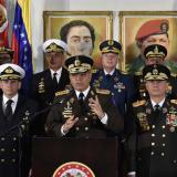 En video | Cúpula militar ratifica su apoyo a Nicolás Maduro