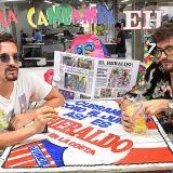 En video | Mau y Ricky invitan a pasar un buen rato con 'Desconocidos'