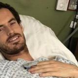 El tenista británico Andy Murray, operado de nuevo de la cadera