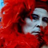 Pedro Lemebel, artista y activista chileno queer, icono de América Latina.