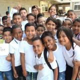 Unos 77.000 estudiantes del distrito aprenden sobre convivencia escolar