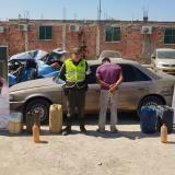 En video | Descubren nueva modalidad de contrabando de gasolina en La Guajira