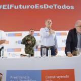 Presidente Iván Duque anuncia nuevos golpes al frente oriental del Eln