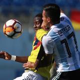 ¿Mejorará hoy la Selección sub-20?