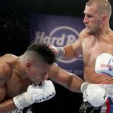 Eléider Álvarez perdió el título mundial semipesado de boxeo