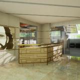 Alfredo Correa de Andreis, el nuevo edificio en Uninorte