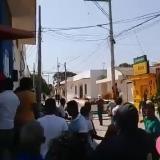 En video | Comunidad ataca estación de Policía en Pivijay tras asesinato de mujer
