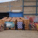 En video | Caen 3.240 litros de whisky y 700 mil cajetillas de cigarrillo de contrabando en La Guajira