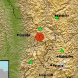 Sismo de magnitud 4,7 sacude varias zonas de Colombia