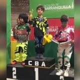 La Copa Carnaval BMX tuvo nivel 10