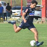 Matías Fernández jugaría de titular frente al Deportes Tolima.